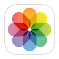 ios7 Photos App